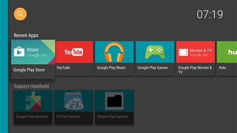 android tv apps halauncher tv android tv de apps f 252 r android