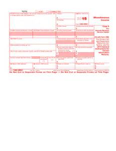 Irs 1099 Misc Template by Irs Employee 1099 Form Free