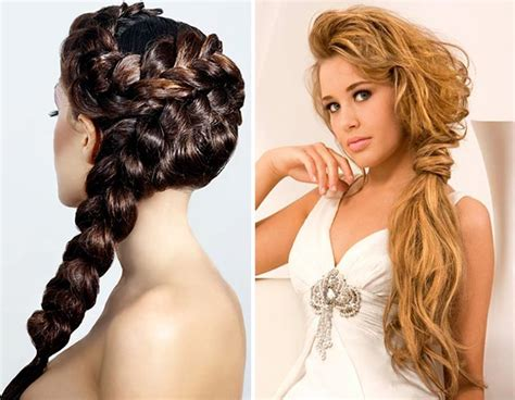 what hair is best to use for goddess braids romantic greek goddess bridal hairstyles for women
