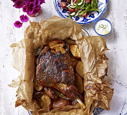 Budget Dinner Party Recipes - lamb kleftiko bbc good food