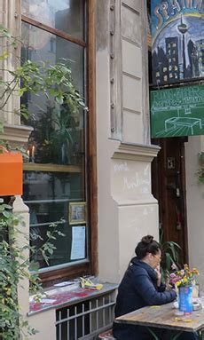 kredenz cafe berlin berlin alternative travel guide coffee and cake in