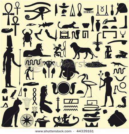 imagenes letras egipcias las 25 mejores ideas sobre tatuajes de ojo egipcios en