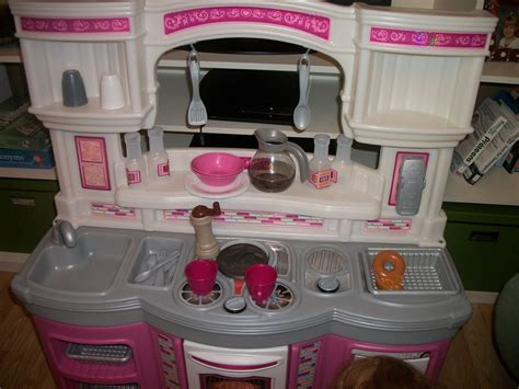 Step 2 Pink Kitchen by Step2 Prepare And Kitchen Set Review 2 Boys 1