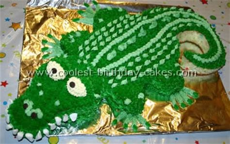 coolest crocodile cake photos web s largest homemade