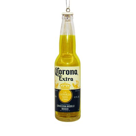 Bottle Ornament corona bottle ornament