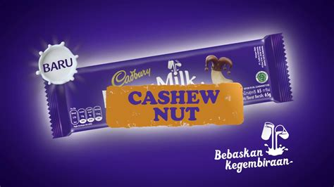Jual Dairy Milk Cashew Nut by Cadbury Dairy Milk Cashew Nut