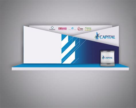 event backdrop design inspiration capital stage design for annual conference event 3d
