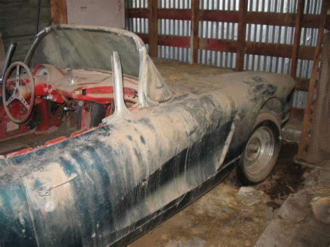 Finds For by Barn Find 1960 Corvette Roadster Corvette Sales News