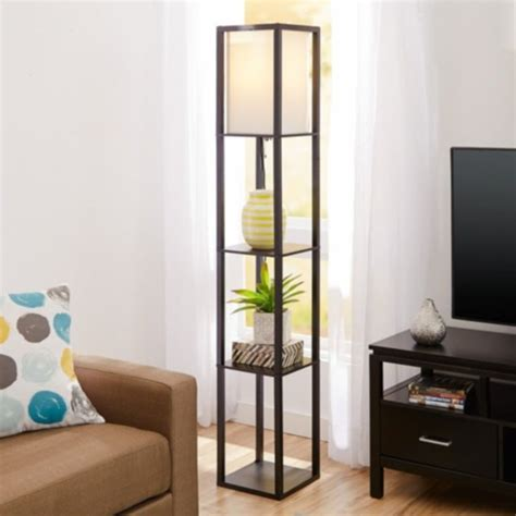 adorable  corner floor lamp design  houses