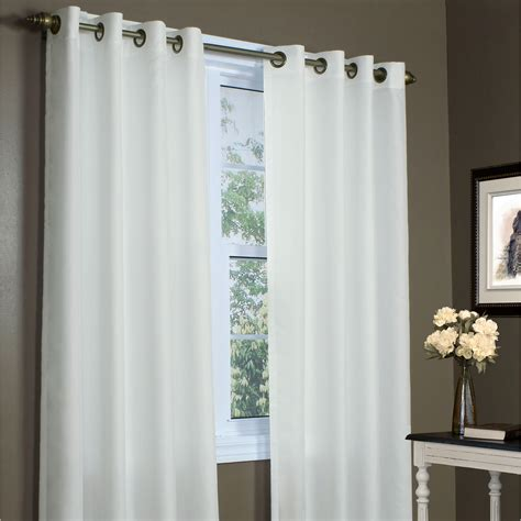 Black Put Curtains Wide Blackout Curtains Homesfeed