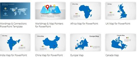 powerpoint map template best map maker templates for powerpoint