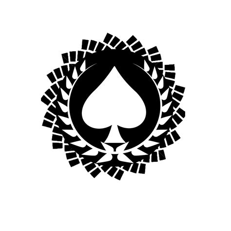 ace of spades tattoo design by greymatter288 on deviantart