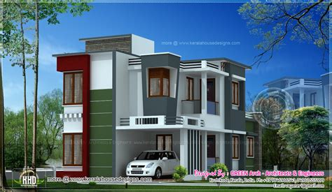 kerala home design kozhikode contemporary home design in 149 square meter kerala home
