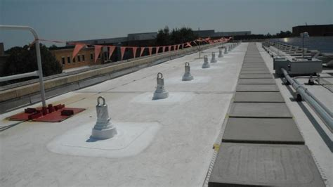 anchor roof repair permanent anchors roof anchor system gsm roofing