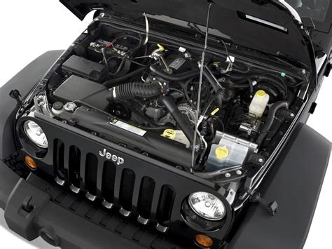 What Of Engine Does A Jeep Wrangler Image 2010 Jeep Wrangler Unlimited 4wd 4 Door Rubicon