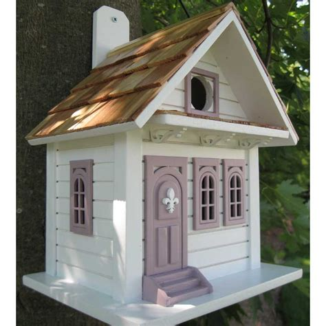 Decorative Bird Houses by Shotgun Cottage Bird House Yard Envy