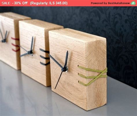 Unique Handmade Products - best 25 handmade clocks ideas on