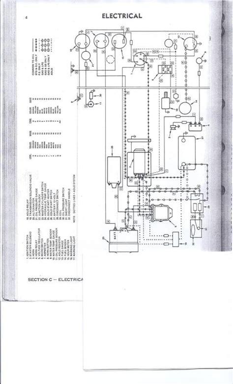 nissan 50 forklift wiring diagram nissan free engine