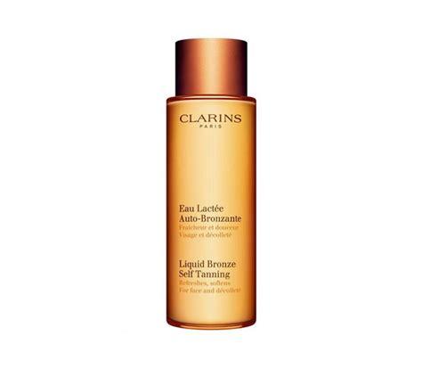 Clarins Liquid Bronze Self by Clarins Sun Liquid Bronze Self Tanning 4 2fl Oz 125ml