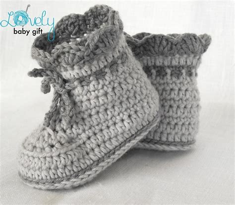 crochet shoes baby booties crochet pattern baby shoes by lovelybabygift