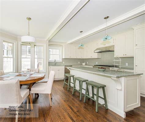 off white cabinets with black kitchen island decora off white l shaped kitchen design with island decora