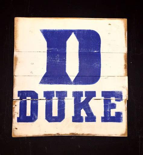 duke blue devils sign duke decor by palletsandpaint pallets and paint