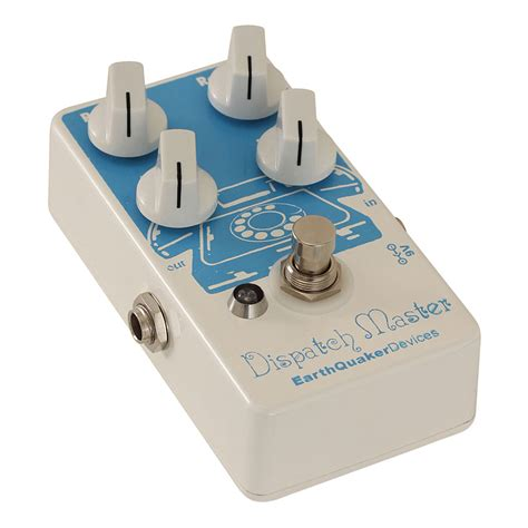 earthquaker devices earthquaker devices dispatch master 171 guitar effect