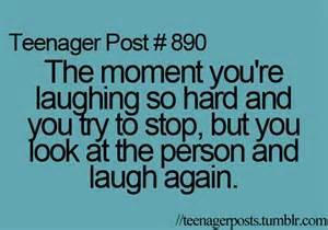 Funny laughing teenager post text image 240717 on favim com