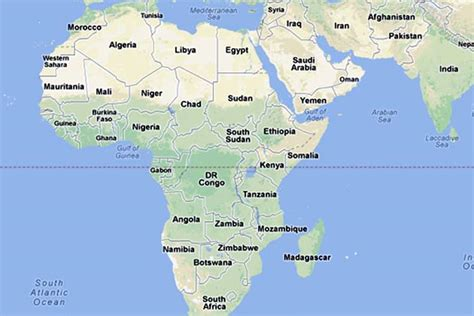 africa map 2013 chalking a resource efficient path for africa