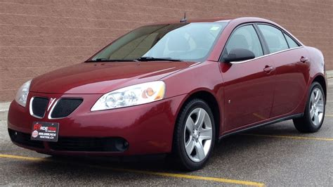 pontiac g6 2008 2008 pontiac g6 se fog lights a c power windows