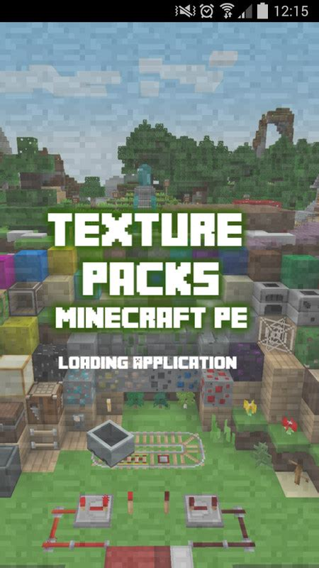 minecraft pe free android texture packs minecraft pe apk free android app appraw