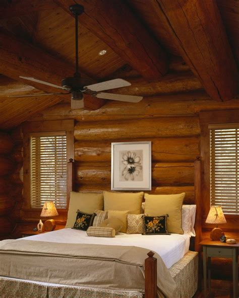 Cabin Bedroom Decor by Log Cabin Homes Exterior Interior Furniture And Decor