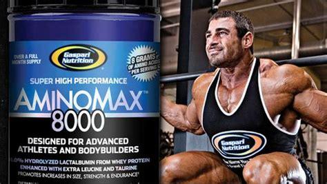 Suplemen Nutrisi Platinum Bcaa Muscletech Original jual gaspari aminomax 8000 jual suplemen amino