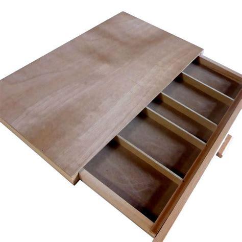 boite a tiroir en bois boite de rangement pour pastels 1 tiroir beauxarts fr
