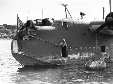flying boat to australia short sunderland royal australian air force sunderland