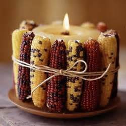 Corn Decorations 20 Easy Thanksgiving Decorations For Your Home