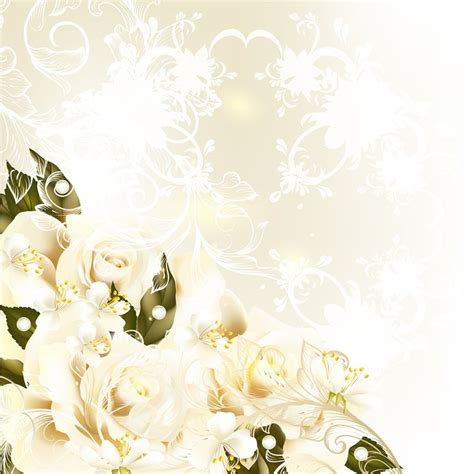 Wedding Backgrounds by Floral Wedding Background For Your Wedding