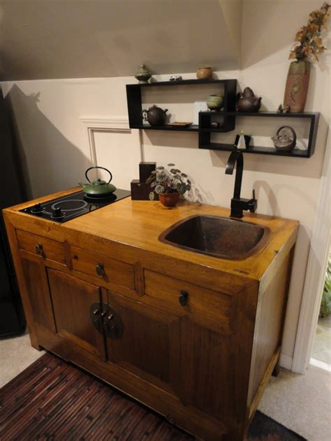 kitchenette cabinets kitchenette unit rustic style kitchens with handmade