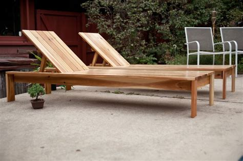 build a chaise lounge wood lounge chair plans woodworking projects plans