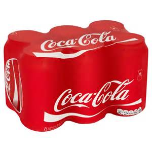 Where Can I Buy A Caramel Apple Coca Cola 6 X 330ml Cans Cans Soft Drinks Drinks Iceland