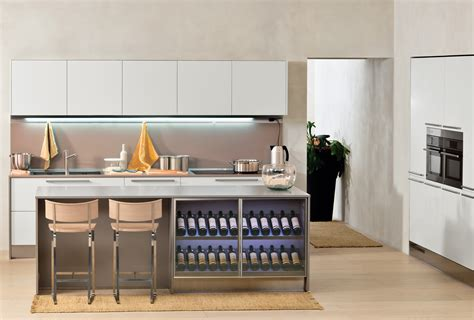 Designing A Kitchen Island With Seating modern italian kitchen design from arclinea