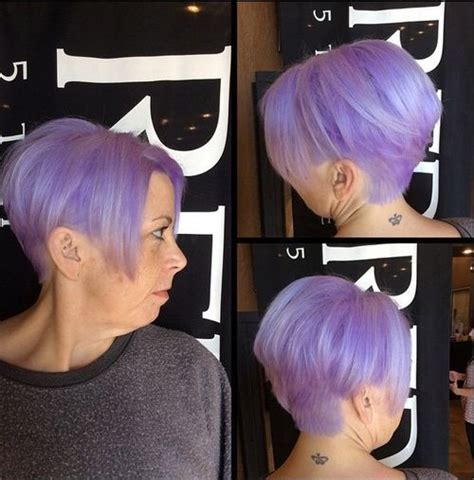 over 50 inverted bob longer hairstyles for 50 year old women