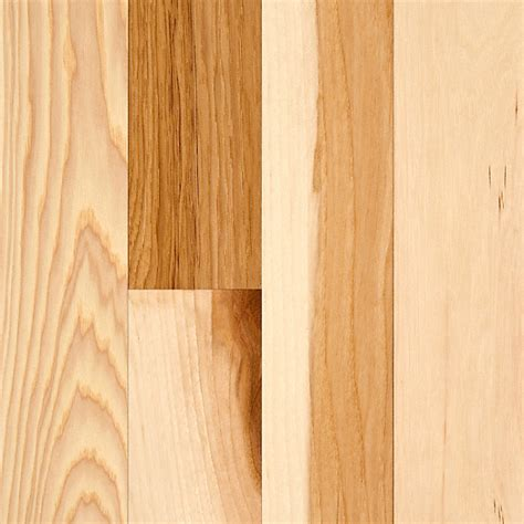 Prefinished Hickory Flooring by 3 4 Quot X 3 Quot Hickory Bellawood Lumber Liquidators