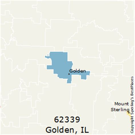 zip code map quincy il best places to live in golden zip 62339 illinois