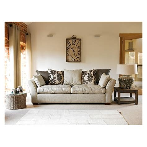 Sofa Inc by Canterbury Large Sofa Inc 4 Large Scatter Backs And 2