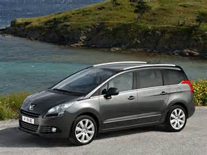 Peugeot 5008 Images 2012 Peugeot 5008 Pictures Information And Specs Auto