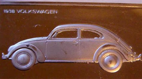 first volkswagen beetle 1938 1938 volkswagen beetle youtube