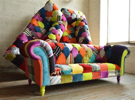 Patchwork Products - chesterfield sofas abode sofas