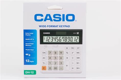 Calculator Casio Dh 12 jual casio dh 12 jual kalkulator casio dh 12 di