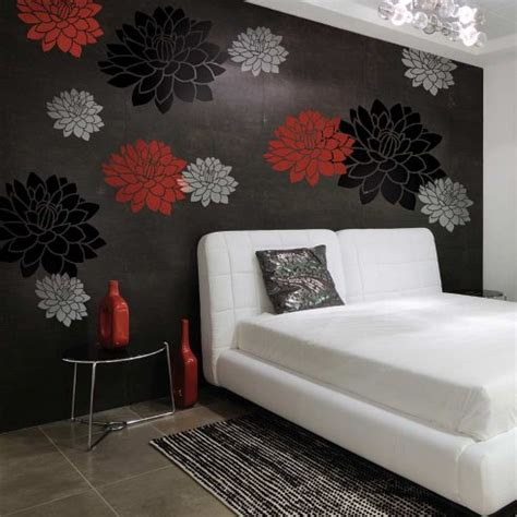 floral wall stencils for bedrooms why choose wall stencils for your home of the essence